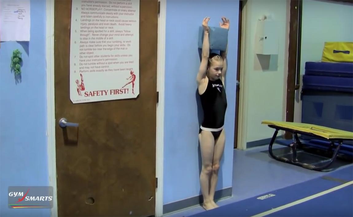 Handstand on Bars - Tony Retrosi