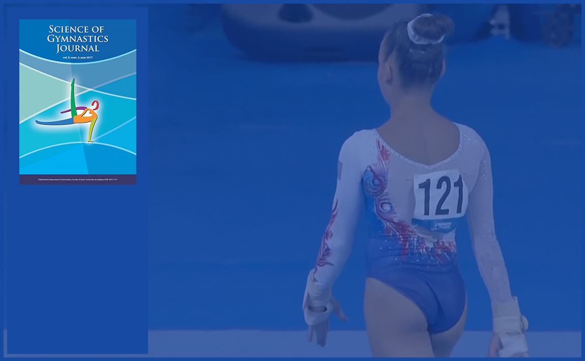 Gymnastics drills - Comparison Of Floor Exercise Apparatus Spring-Types On A Gymnastics Rearward Tumbling Take-Off
